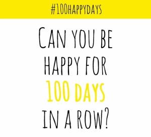 happinessis-100happydays